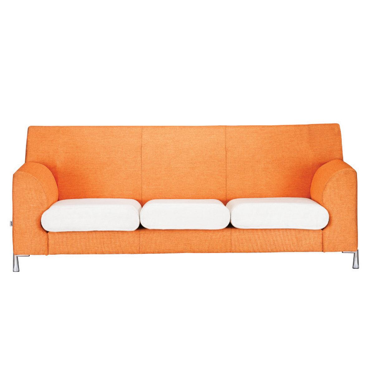 triple seater sofa rosa 3. Black Bedroom Furniture Sets. Home Design Ideas